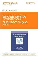 Nursing Interventions Classification PDF