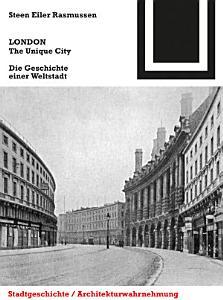 LONDON  The Unique City PDF