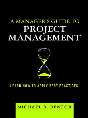 A Manager s Guide to Project Management