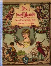 De twaalf maanden: een prentenboek voor knapen en meisjes