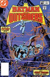 Batman and the Outsiders (1983-1987) #3