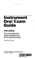 Instrument Oral Exam Guide PDF