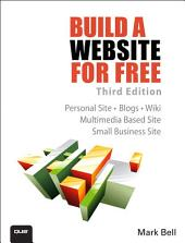 Build a Website for Free: Edition 3