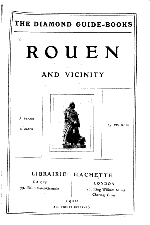 Rouen and Vicinity