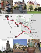 Von Oberfranken via Böhmen nach Oberfranken.: ECHT Oberfranken - Ausgabe 43
