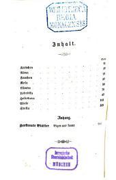 Frauenbilder und Huldigungen: Band 1