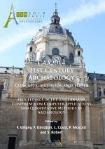 CAA2014: 21st Century Archaeology