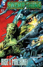 Swamp Thing (2011-) #35