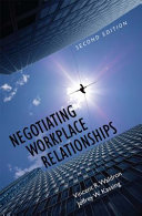 Negotiating Workplace Relationships PDF