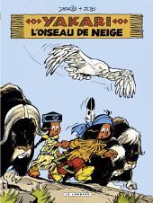 Yakari - tome 18 - L'Oiseau de neige