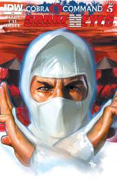 G.I. Joe: Snake Eyes Ongoing #10