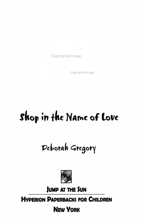 Shop In the NaMe of Love School Market Edition  Cheetah Girls  The  Shop in the Name of Love   Book  2 PDF