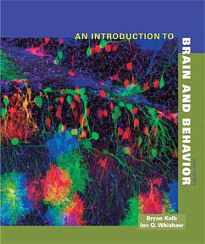 An Introduction to Brain and Behavior  Third Edition PDF