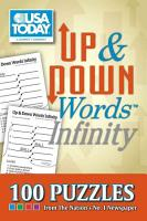 USA TODAY Up   Down Words Infinity PDF