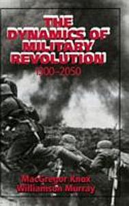 The Dynamics of Military Revolution  1300 2050 PDF