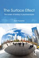 The Surface Effect PDF