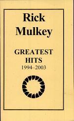 Rick Mulkey Greatest Hits