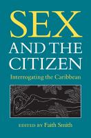 Sex and the Citizen PDF
