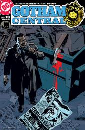 Gotham Central (2002-) #16