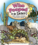 Who Pooped in the Desert  Field Guide  Journal   Activity Book PDF