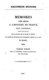 Bibliotheque historique et militaire, dediée a l'armée et a la Garde Nationale de France publiée par MM. Ch. Liskenne et Sauvan: 6