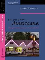 Philosophy Americana