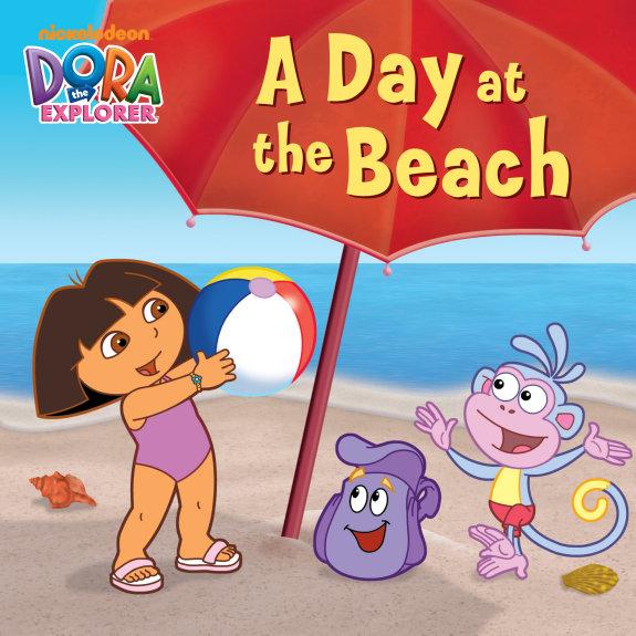 A Day at the Beach  Dora the Explorer