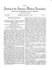 Journal of the American Medical Association: Volume 12