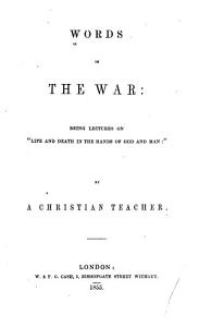 Words in the War PDF