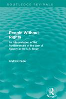 People Without Rights PDF