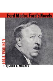 Ford Madox Fords Novels
