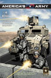 America's Army #4 - Escalation