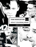 Tom Hiddleston Adult Coloring Book Book PDF
