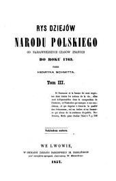 Rys Dziejow Narodu Polskiego