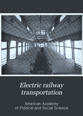 Electric Railway Transportation