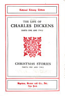 The Works of Charles Dickens: Christmas stories