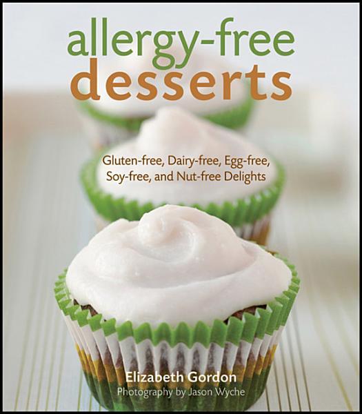 Download Allergy free Desserts Book