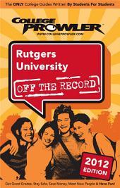 Rutgers University 2012