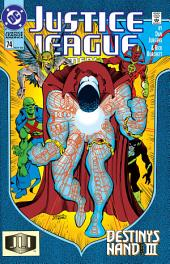 Justice League America (1987-) #74
