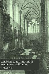L'abbazia di San Martino al cimino presso Viterbo