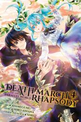Death March To The Parallel World Rhapsody Vol 4 Manga  Book PDF