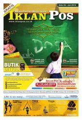 Iklan Pos Juli 2015 edisi 84