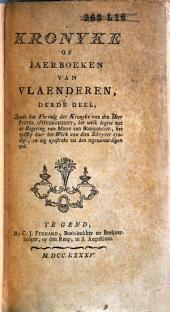 Kronyke of jaerboeken van Vlaenderen: Volume 3
