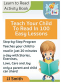 Teach Your Child to Read in 100 Easy Lessons   Learn to Read Activity Book