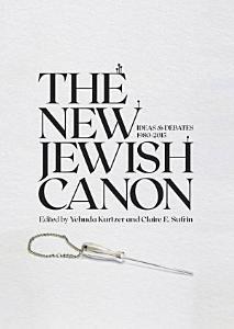 The New Jewish Canon PDF