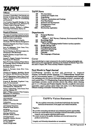 Tappi Journal PDF