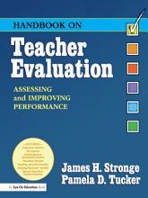 Handbook on Teacher Evaluation with CD ROM PDF
