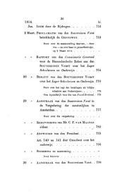 Officiële geschiedenis der wet van 1806 voor het lager schoolwezen en onderwijs en van de reglementaire bepalingen over dit onderwerp, opgemaakt door de authentieke bescheiden, den leden der Tweede Kamer der Staten-Generaal aangeboden: Volume 2