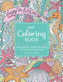 Posh Adult Coloring Book  Soothing Inspirations for Fun and Relaxation