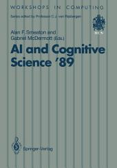 AI and Cognitive Science '89: Dublin City University 14–15 September 1989